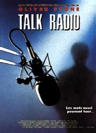 Talk Radio - French Movie Poster (xs thumbnail)