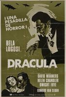 Dracula - Spanish Re-release movie poster (xs thumbnail)