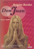 Don Juan ou Si Don Juan était une femme... - Australian DVD cover (xs thumbnail)