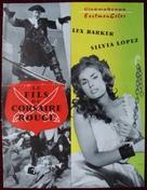 Il figlio del corsaro rosso - French DVD movie cover (xs thumbnail)