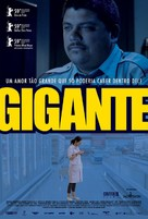 Gigante - Brazilian Movie Poster (xs thumbnail)