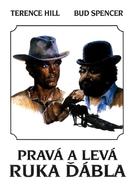 Lo chiamavano Trinità - Czech DVD cover (xs thumbnail)