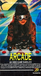 Arcade - Argentinian Movie Cover (xs thumbnail)