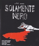 Solamente nero - British Movie Cover (xs thumbnail)