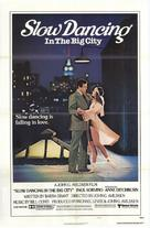 Slow Dancing in the Big City - Movie Poster (xs thumbnail)