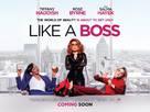 Like a Boss - British Movie Poster (xs thumbnail)