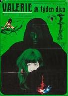 Valerie a týden divu - Czech Movie Poster (xs thumbnail)