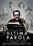 Trumbo - Italian Movie Poster (xs thumbnail)