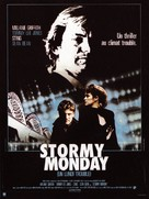 Stormy Monday - French Movie Poster (xs thumbnail)