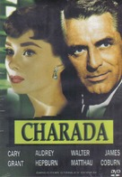 Charade - Spanish Movie Cover (xs thumbnail)