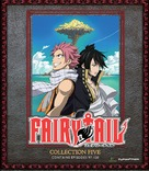 """Fairy Tail"" - Blu-Ray movie cover (xs thumbnail)"