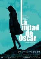 La mitad de Óscar - Spanish Movie Poster (xs thumbnail)