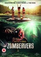 Zombeavers - British DVD cover (xs thumbnail)