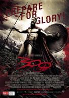 300 - Australian Movie Poster (xs thumbnail)