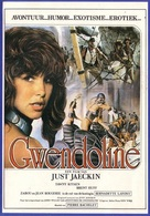 Gwendoline - French Movie Poster (xs thumbnail)