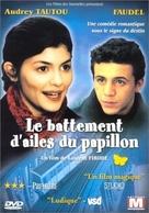 Le battement d'ailes du papillon - French poster (xs thumbnail)