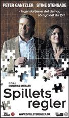 Spillets regler - Danish Movie Poster (xs thumbnail)