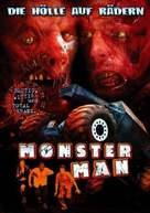 Monster Man - German DVD cover (xs thumbnail)