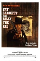 Pat Garrett & Billy the Kid - Movie Poster (xs thumbnail)