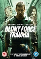 The Effects of Blunt Force Trauma - British DVD cover (xs thumbnail)