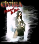 Elvira, Mistress of the Dark - DVD cover (xs thumbnail)