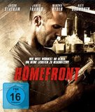Homefront - German Blu-Ray movie cover (xs thumbnail)
