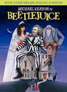 Beetle Juice - DVD cover (xs thumbnail)
