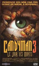Candyman: Day of the Dead - French VHS cover (xs thumbnail)
