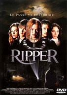 Ripper - French DVD movie cover (xs thumbnail)