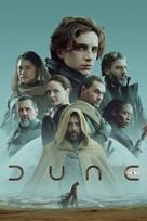 Dune - Movie Cover (xs thumbnail)