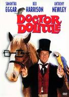 Doctor Dolittle - Movie Cover (xs thumbnail)