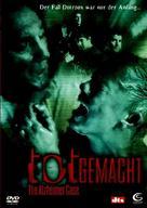 Zaak Alzheimer, De - German poster (xs thumbnail)