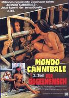 Ultimo mondo cannibale - German Movie Poster (xs thumbnail)