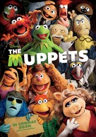The Muppets - Movie Poster (xs thumbnail)