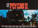 Psycho II - British Movie Poster (xs thumbnail)