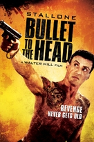 Bullet to the Head - DVD movie cover (xs thumbnail)