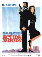 Action Jackson - French Movie Poster (xs thumbnail)