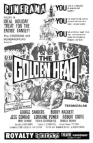 The Golden Head - British poster (xs thumbnail)