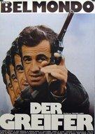 L'alpagueur - German Movie Poster (xs thumbnail)