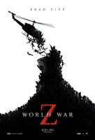 World War Z - Canadian Movie Poster (xs thumbnail)