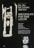 Hush... Hush, Sweet Charlotte - German Movie Poster (xs thumbnail)