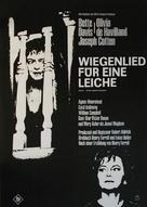 Hush... Hush, Sweet Charlotte - German Movie Poster (xs thumbnail)