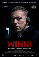 Den skyldige - Polish poster (xs thumbnail)