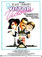 Victor/Victoria - French Movie Poster (xs thumbnail)