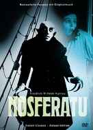 Nosferatu, eine Symphonie des Grauens - German DVD movie cover (xs thumbnail)