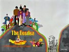 Yellow Submarine - British Movie Poster (xs thumbnail)