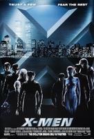 X-Men - Advance movie poster (xs thumbnail)