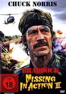 Braddock: Missing in Action III - Movie Cover (xs thumbnail)