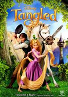 Tangled - DVD movie cover (xs thumbnail)