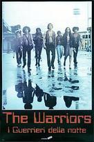 The Warriors - Italian Movie Poster (xs thumbnail)